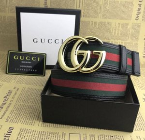 Luxury Belts Men Designer Belt GG S For Women Button Wide Gold Button and Pearl Gold Buckle Designer Belt Shipping with Box