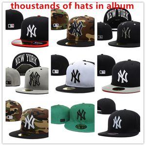 2019 moda new york snapback bonés de beisebol de luxo equipado chapéus para mulheres dos homens esportes hip hop mens ossos chapéus de sol