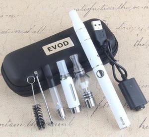 Evod serbatoio vaporizzatore kit Vape kit secca erba penna tamponare 4 in 1 starter kit olio cera vapes penna evod Starter Kit vapes