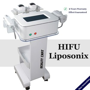 2020 HIFU de Máquina Neck Lift pele aperto High Intensity Focused Ultrasound Facial HIFU corpo emagrecimento LipoSonix Máquina