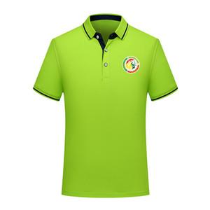 2020 сборная Сенегала футбол Поло рубашка футбол с коротким рукавом поло спортивная подготовка поло футбол Футбол футболка Джерси мужские Поло
