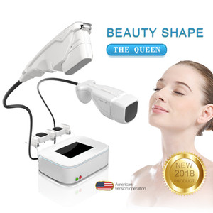 Hifu Liposonix 2 In1 Facelifting Body Machine Hochintensiver fokussierter Ultraschall Hifu Machine Liposonic Slimming Machine Beauty Equipment