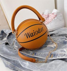 Luxuosa bolsa Basketball Womens Bolsas Basketball Bolsas Clutch Basquetebol Bolsas Mulheres Tote bolsas de couro a tiracolo # 85196