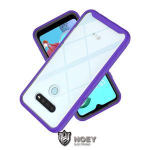 Design Phone Case for LG Velvet V60 ThinQ K61 Stylo 5 Q51 Oneplus 8 Pro Samsung Galaxy A41 A70E Hybrid Armor Case noey