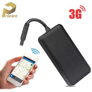 Prazata 3G GPS Tracker Auto Standort AGPS LBS Fahrzeug Mehrere Alarme Fernbedienung WCDMA GSM Tracker Tracking Wasserdicht IP65
