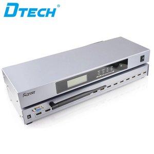 Hot Artikel Full HD 4K 8 Eingang 8 Ausgang 8-Port HDMI Matrix Switch 3D-Sicht IR-Fernbedienung HDMI Matrix-Umschalter mit APP Steuer