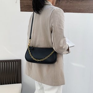 Lizard Pattern Кожа женщины мешки плеча Vintage металлические цепи сумка для женщин Crossbody Messengers B647