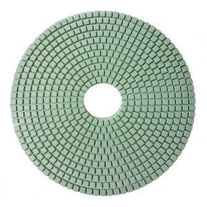Resina bond Pedra Polishing Disc 8 Inch D200mm Diamante Molhado polimento 7 etapas Buff Pad para Porcelain Tiles 10PCS