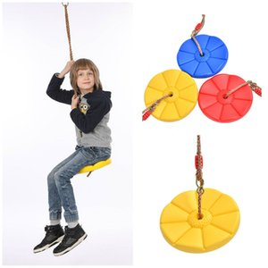 Altalena di fitness indoor e outdoor Kids Color EVA Octagon petali swing all'aperto Hanging Garden swing T9I00437