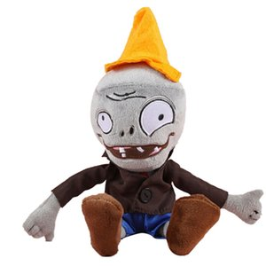 Plants Vs Zombies Plush Toys Series Dolls Small Zombies Plush Dolls Plant Dolls Set Of Spoof New Gifts