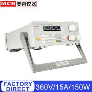 150W-300W 15A-30A Ayarlanabilir Sabit Akım Elektronik Yük Pil Test Cihazı Deşarj kapasitesi metre Tester 3615A 3615B
