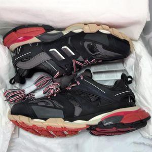 2019 3 0 Parigi Triple S Track. Grigio Arancione Uomo Donna Giallo scarpe da corsa piattaforma Sport Sneakers Tess S. Gomma Trek Mens formatori esterni