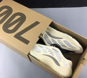 2020 New Black 700 V3 Azael Mens Outdoor scarpe progettista delle donne 3M riflettenti 700 V3 Glow in the dark Sneakers
