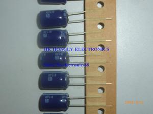 50pcs lot C 100uf 100v size 10*16mm pin pitch 5mm