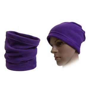 Unisex Multifunction Beanie Hat Cycling Snood Scarf Thermal Fleece Scarf Snood Neck Warmer Mask Winter Spring Outdoor Essentials
