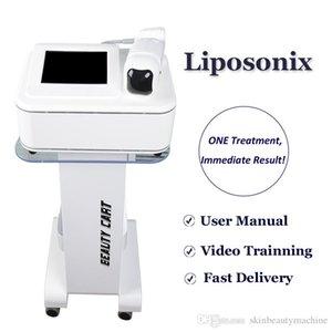 2020 SUPER HIFU Liposonix Machine Non-Surgical Fat Treatment Liposonix Body Slimming Home Salon Use Lipo Fat Removal Device On Sale