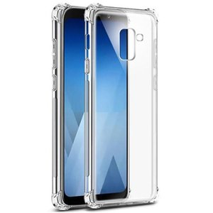 Ultra Slim Anti-knock Soft TPU Silicone Cover For samsung s9 note 9 for galaxy j4 j6 j8 Transparent Crystal Clear Case