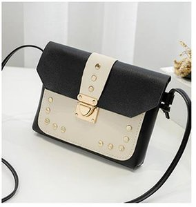 New Arrival 2020 Version Willow Nail Small Square Bag Designer Collection Bag Luxury Lock Chain Fashion Female Bag