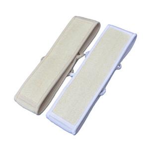 Exfoliating Loofah Zurück Scrubber Loofah Badebade Strips Artifact Massage zu Dead Skin Zurück Badetuch-Streifen-Streifen Pull Back
