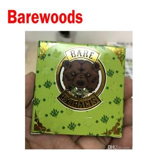 Barewoods nus 710 extratos caixa de embalagem de papel para concentrado de cera destilado guarnição premium NUG executar medibles live nerds risadas