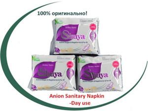 3 sacchetti Shuya Active oxygen Anion Tovaglioli assorbenti per uso quotidiano Traspirante delicato