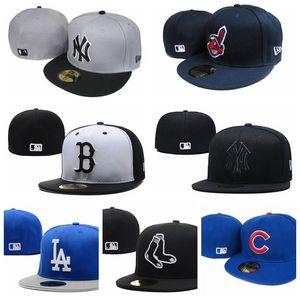 2020 Top Mujer calidad y hombres de Nueva York Yankees equipado sombreros Equipos logotipo gorra de deportes al aire libre de Hip Hop Deportes sombrero orden mezclada