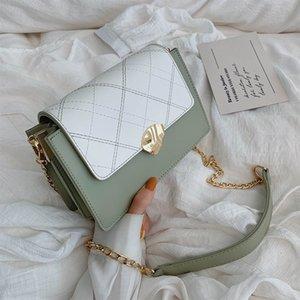 Hombros Bolsas de mano láser luminoso-Bag Diamond Maelove Hot-manera de las mujeres Geometría