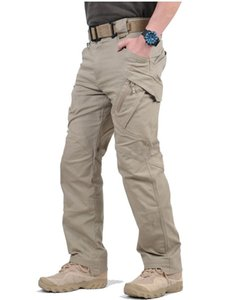 Tactical Cargo Pants Men Combat Army Military Pants Cotton Many Pockets Stretch Flexible Man Casual Trousers XXXL