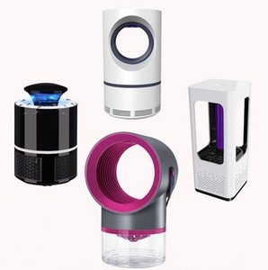 usb Anti Mosquito Killer Lamp Mosquito Trap Pest Catcher Repeller Bug Insect Repellent Zapper Light Insect Zapper Trap DHA225
