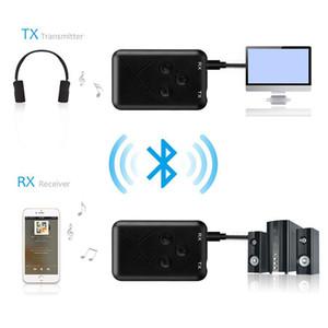 3,5 mm Audio-drahtlose Bluetooth Sender Empfänger 2 in 1 Adapter Stereo-Audio für TV Auto-Lautsprecher-Musik-HOT