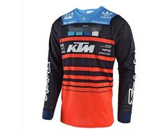 KTM Troylee un servizio di trasferimento di velocità TLD Jersey camicia esterna uomini estate mountain bike off-road tuta moto da corsa su misura
