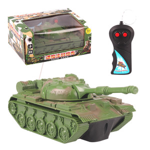 Remote control Tank 1:24 High simulation toy With lights and sound for kids wireless remote Freezing point retail wholesale 2019 hot toys