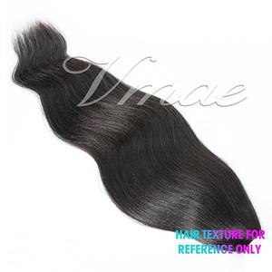 VMAE vergine peruviana Fascia elastica coulisse Equiseto naturale nero onda allentata Yaki Coda di cavallo cuticola Allineati estensioni dei capelli umani