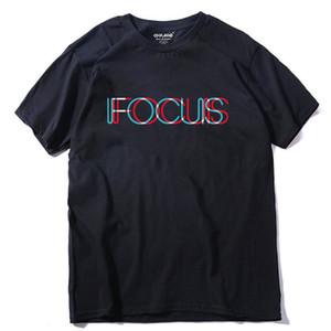 Camicie Casual T donna degli uomini maglietta a maniche corte di stampa della lettera Designer Spoof Soild di colore abbagliante Lettera ragazzo di estate di modo