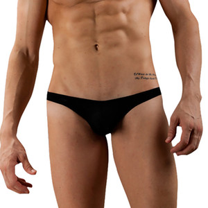 Sexy Cool Men Thongs G-strings Man Underwear Mesh Design Breathable Men's Underpants Thong Hombre G strings Briefs Slips