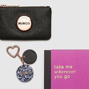 2020 2019 высшего качество австралия женских mim небольшой MIM SPARKLE комплект подарок босс сцепление кошелек сумка кошелек для монет с box388a #