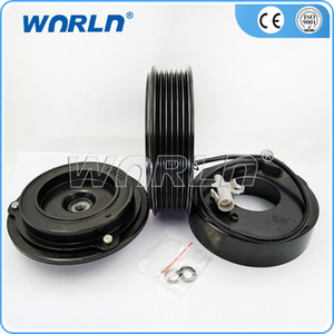 Auto Ac Compressor Kit Clutch 10PA17C 6PK for Mercedes-Benz 12V MB100 6611303415  1101131 661 130 34 15