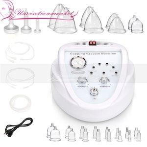 Meilleur Quanlity vide Massage Therapy Agrandissement Pompe de levage du sein Enhancer Massager buste Coupe du corps machine Mise en forme de beauté