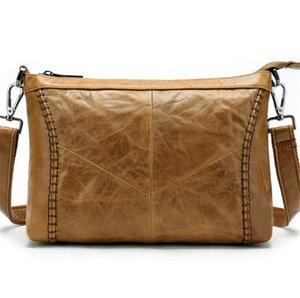 Couro Noite Bolsas cadeia de moda bolsa de ombro designer mala presbyopic mini-pacote de mensageiro cartão saco titular bolsa FELICIE wholsale