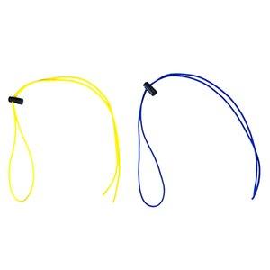 Pack 2 Occhialini da nuoto degli occhi Occhiali / Dive Mask cinghia elastica di ricambio