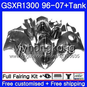 Hayabusa For SUZUKI GSXR1300 96 97 98 99 00 01 07 Kit Dark grey 333HM.169 GSXR 1300 GSX-R1300 1996 1997 1998 1999 2000 2001 2007 Fairing
