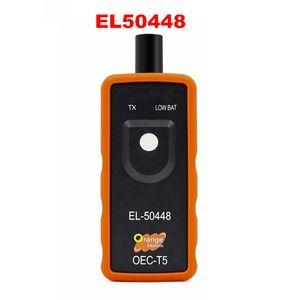 2019 Una mejor calidad Sensor + EL50448 neumático auto de presión neumática monitor OEC-T5 EL 50448 para GM / Opel TPMS herramienta de restablecimiento EL50448 electrónico