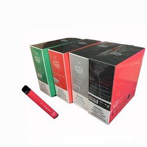 17 Renkler Puff Artı olarak Stok Puff Bar Snacks 550mAh Packaging Adedi 20pcs Yeni 3.2ml 800 poğaçalar tek kullanımlık pod Vape Kalem