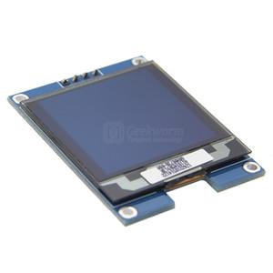 Freeshipping Ahududu Pi 3 Model B Oled Ekran için 1.5 Inç I2C 128x128 Ekran Modülü Ahududu Pi / Arduino