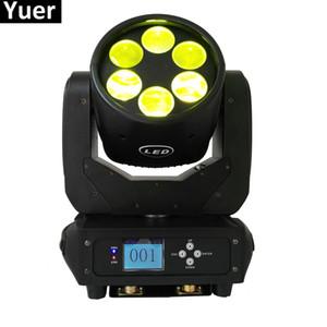 135W LED récent Lyres scène d'éclairage DMX 12/20 canaux Salut-qualité 6X25W LED Moving faisceau Lumières 100-240