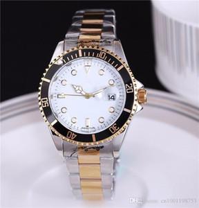 Lüks erkek tasarımcı Csaual marka moda Siyah erkekler otomatik izle günlük tarih Bilezik Usta saat GMT HOMBRES Relojes kol saatleri saatler