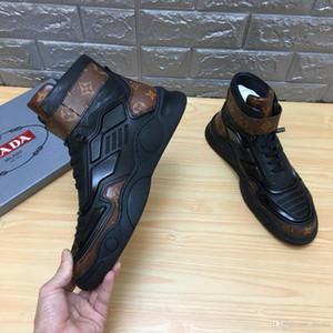 New17 de haute couture chaussures hommes occasionnels chaussures hommes de personnalité de sport respirant bottes hommes d'affaires de voyage confortables Zapat