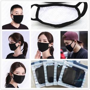 Yetişkinler PM2. 5 Pus yıkanabilir yüz maskesi tüm mevsim ağız-kül kalın nefes Pamuk maskeleri kullanımlık bisiklet açık toz geçirmez maske D42009