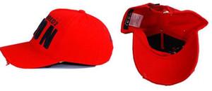 Bambini Icona di lusso Cap Cotton Cap Icona ricamo dei cappelli per cappuccio delle donne degli uomini del cappello di baseball di trasporto