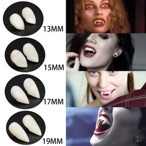 Хэллоуин вампир зубопротезное зомби зуб пародия игрушки косплей партия маленький тигр зуб маскарад реквизита Вампир зубы Зубные протезы реквизит